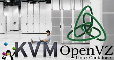 OpenVZ and KVM VPS Hosting Packages
